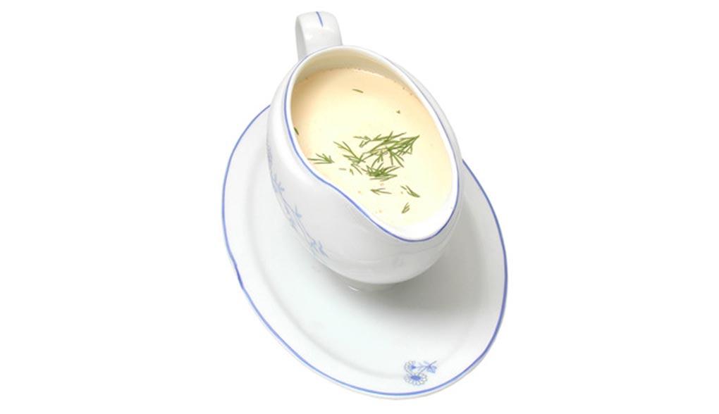 Sauce Hollandaise Légère Sans Beurre